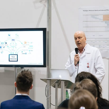 The B2B Marketing Lab @ B2B Expo 2017