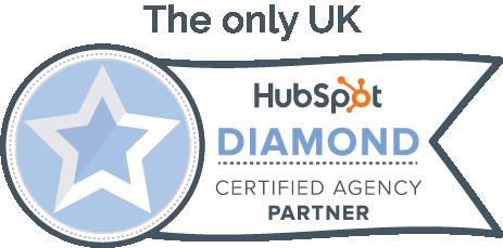 The only UK HubSpot Diamond Partner