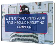 12 Steps to Planning Your First Inbound Marketing Campaign eBook