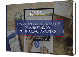 Guide to Marketing ROI With HubSpot Analytics eBook