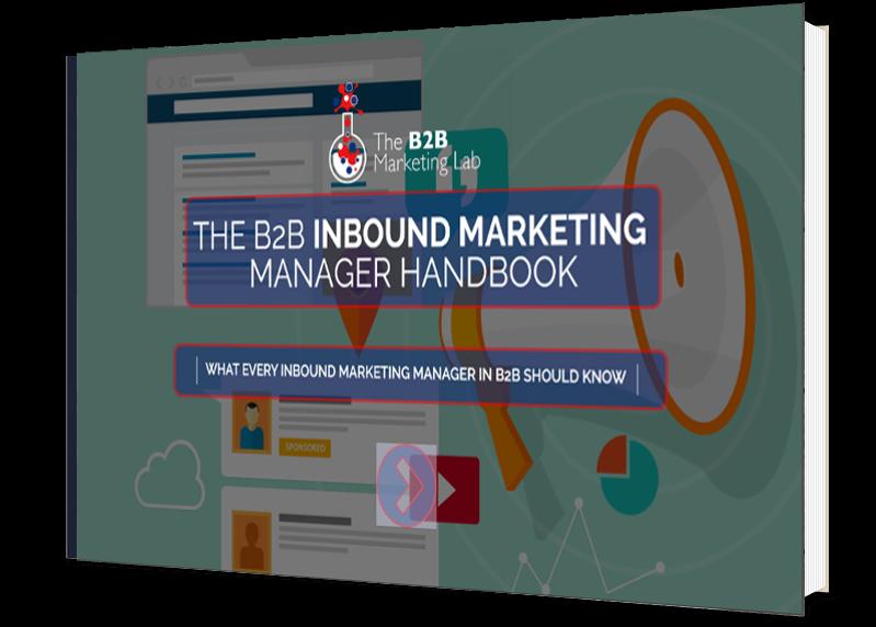Inbound Marketing Manager Handbook