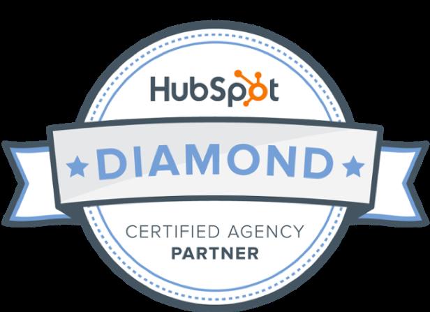 HubSpot Diamond Logo
