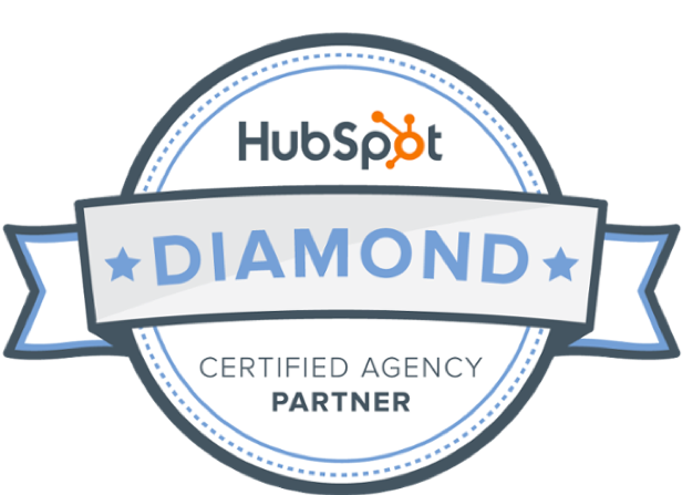 HubSpot Diamond Logo