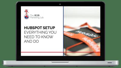 HubSpot Setup eBook Thumb