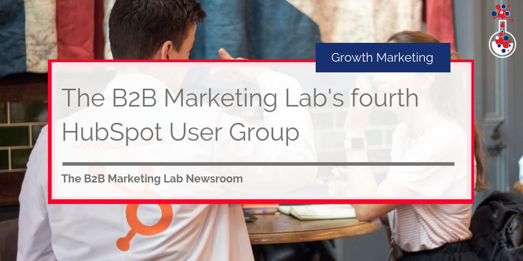 B2BML HubSpot user group blog image 2