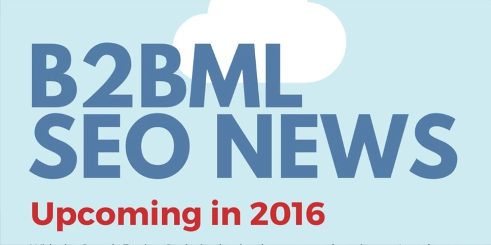 B2B SEO News