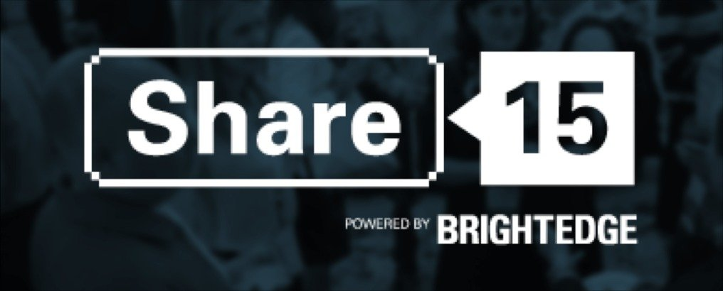 Share 2015 Brightedge B2B Marketing Lab
