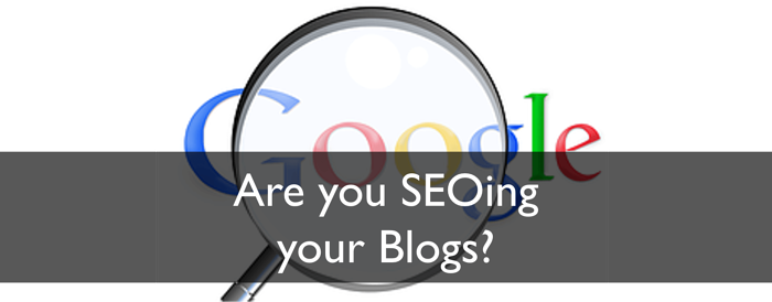 How to SEO your blogs