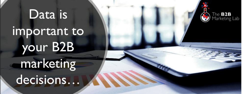 B2B Marketing Data-Driven Decision