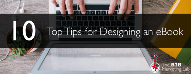 Top 10 Tips for designing an eBook