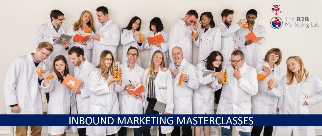 B2B Inbound marketing masterclass