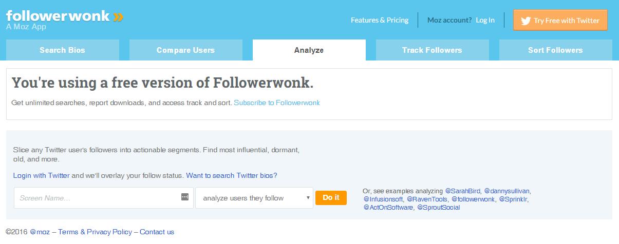 Top Marketing Apps - Followermonk