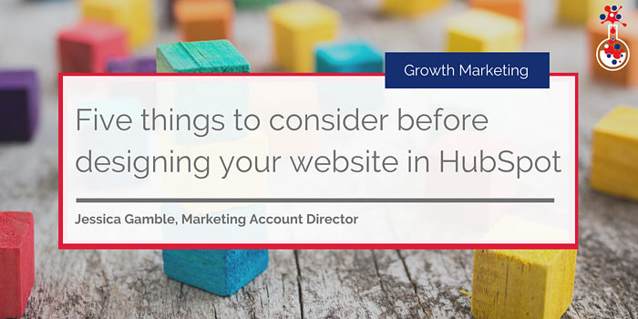 Building website in HubSpot 1