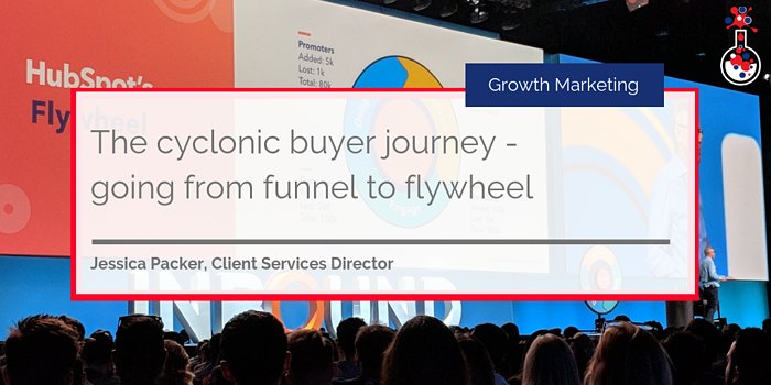 Funnel to flywheel blog image