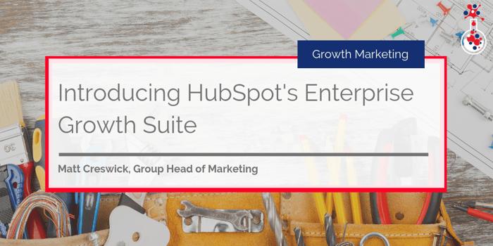 HubSpot Enterprise Growth Suite 1