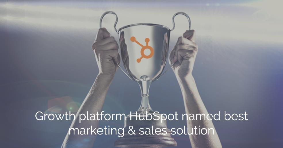 HubSpot Growth Platform #1 two