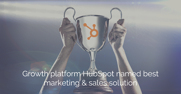 HubSpot Growth Platform #1 two
