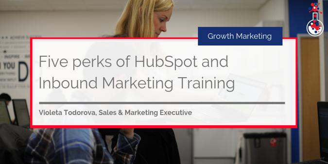HubSpot Inbound Marketing Training 675px