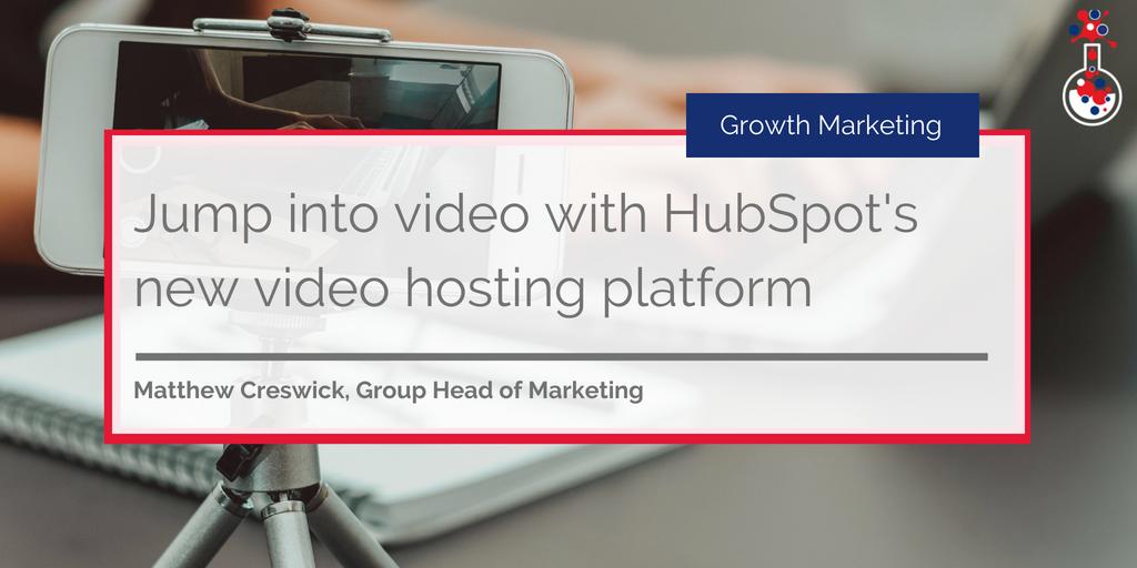 HubSpot video hosting 2