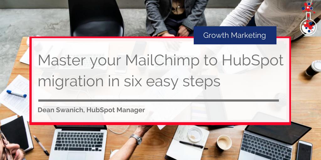 MailChimp to HubSpot