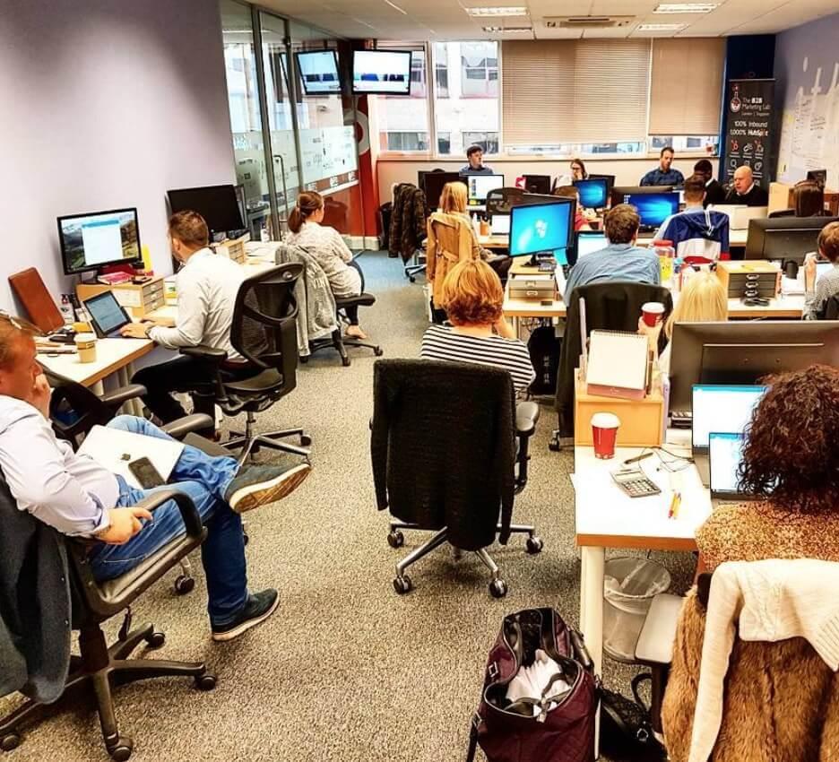 B2B Marketing Lab Inbound Marketing Consultancy