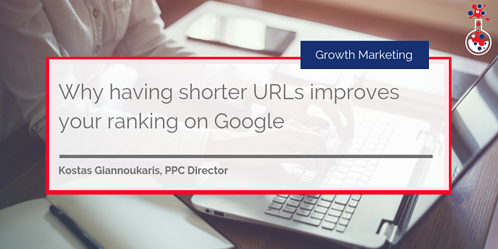 Shorter URLs improves ranking on Google blog image 1