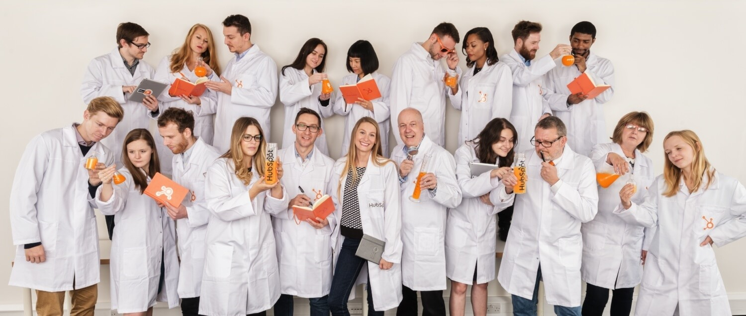 The B2B Marketing Lab Team