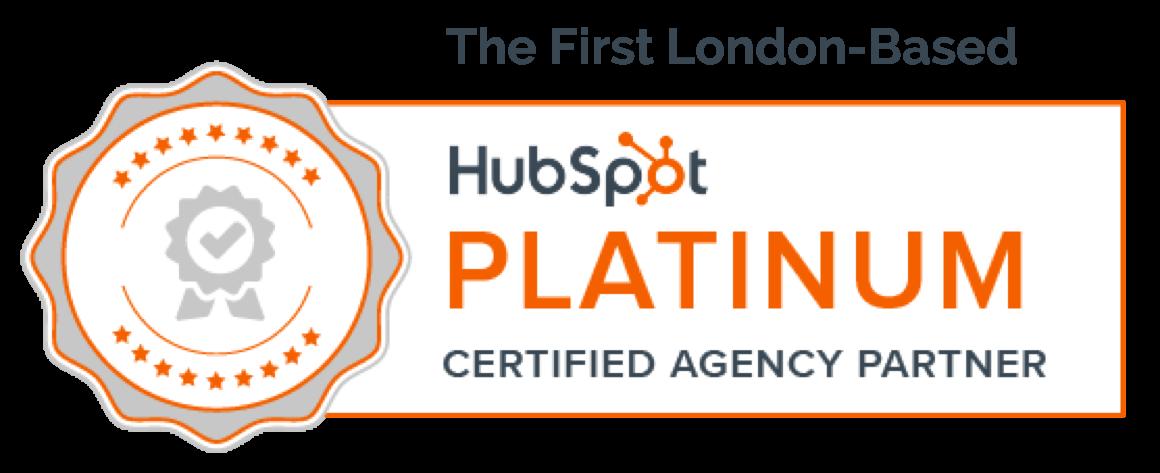 Hubspot platinum partner london