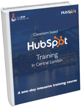HubSpot Training in Ccentral London