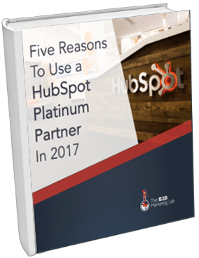 five reasons for use a hubspot partner