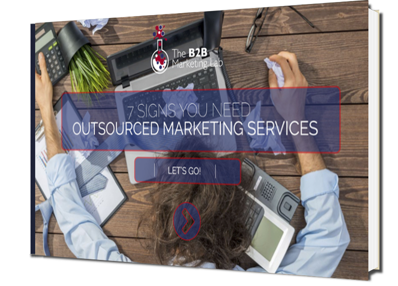 Signs You Need Outsourced Marketing Services eBook