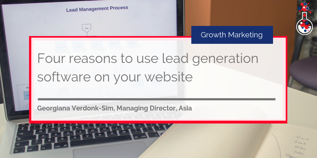 Four reasons to use lead generation software blog image 1