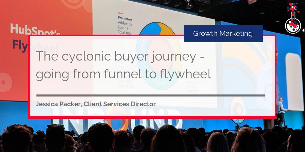 Funnel to flywheel blog image