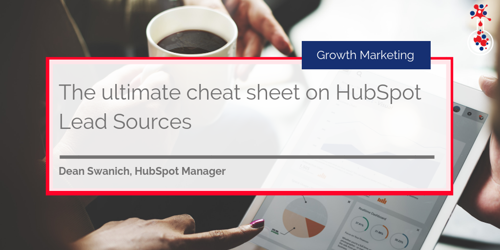 HubSpot lead sources blog image