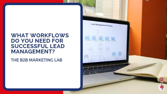 Lead management workflows HubSpot